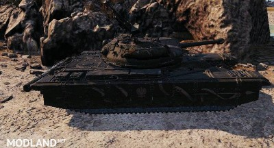 "IS-3 Remodel ""Czolg T. Wz 51"" (HUSSARIA SKIN) 5.0 [1.0.2.3] - Direct Download image"